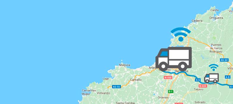 localización de vehiculos sesei