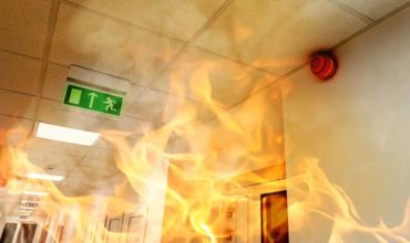 señalización para protección contra incendios Zaragoza