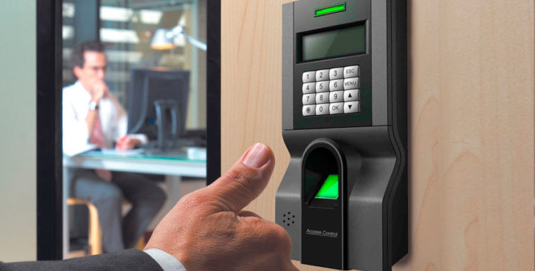sistemas de control de acceso laboral Zaragoza