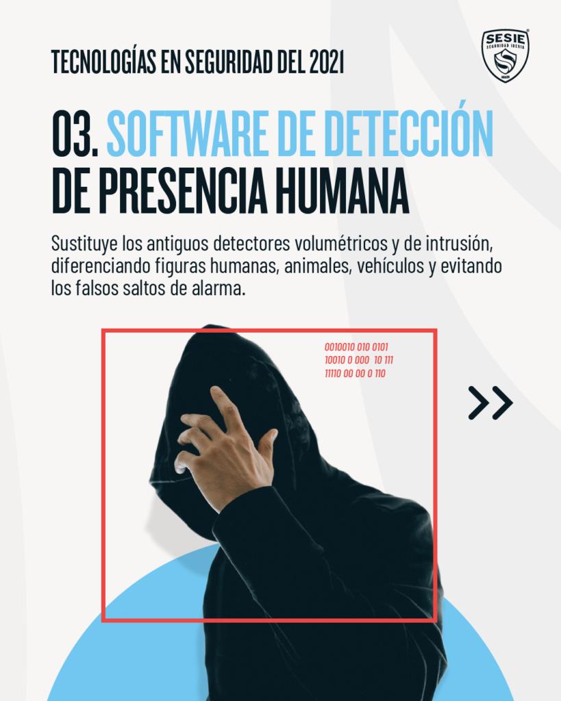 software de detección de presencia humana   tecnologúas en seguridad del 2021   sesie seguridad