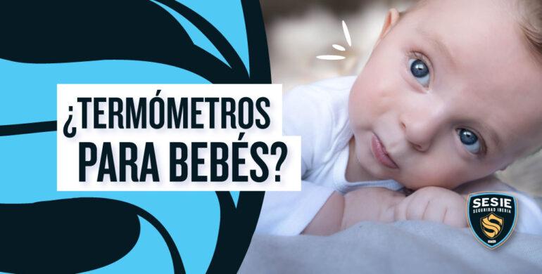 Termometro infrarrojo para bebes