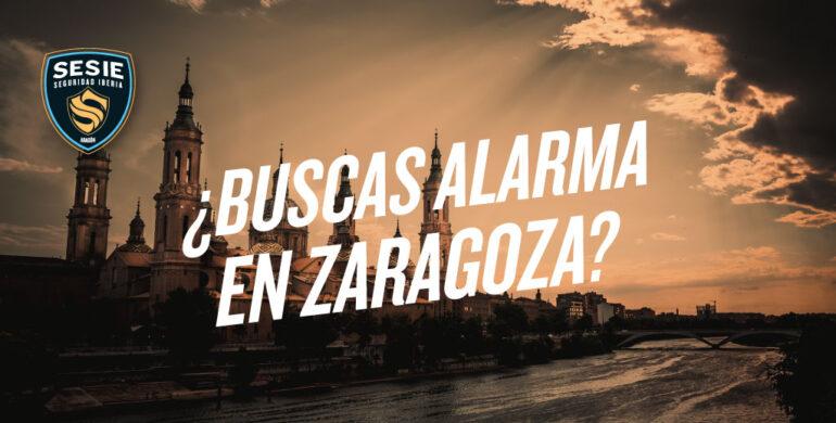 Tu alarma en Zaragoza
