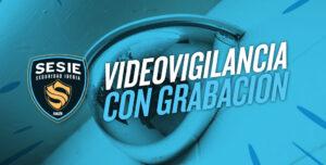 Sistema de videovigilancia con grabación