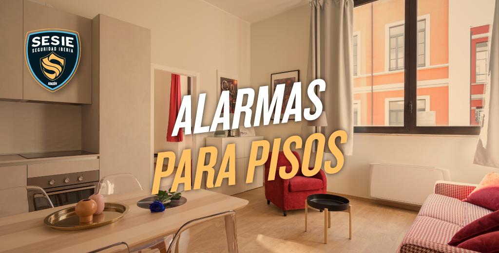 Alarmas para pisos